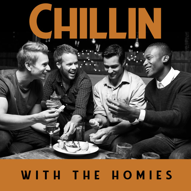 Chillin With The Homies: Relaxing Jazz for Meeting with Pals and Buddies