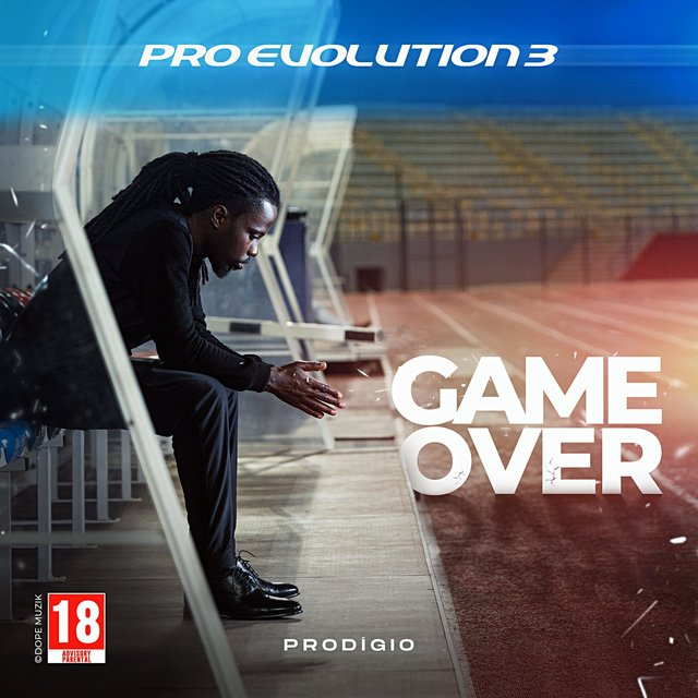 Cover art for album Pro Evolution 3 (Game Over) by Prodígio