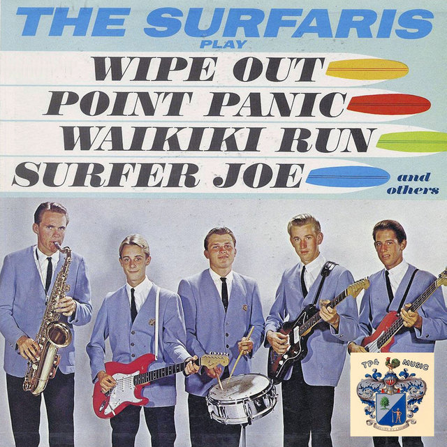 The Surfaris Play