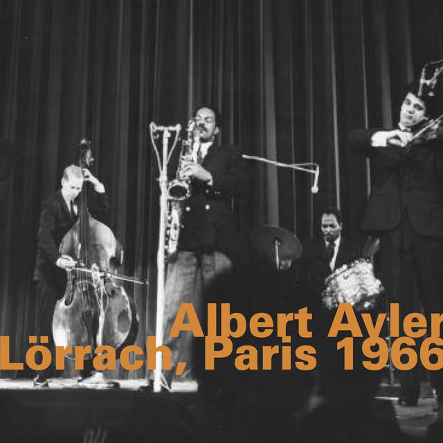 Lörrach, Paris 1966 (Live)