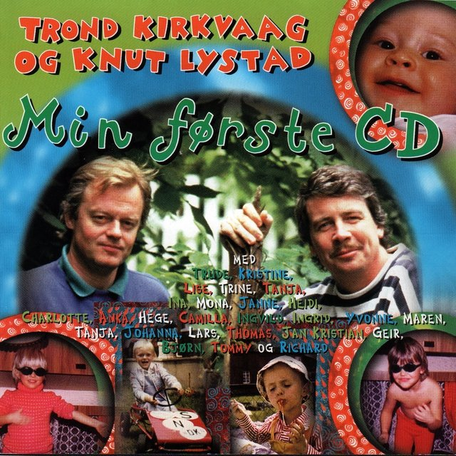 Cover art for album  by Trond Kirkvaag, Knut Lystad