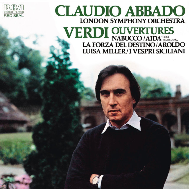 Verdi: Overture ((Remastered))