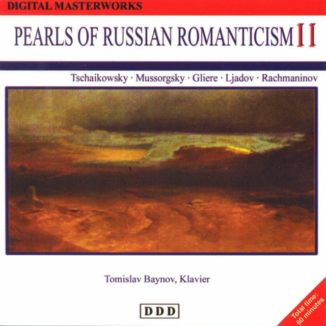 Digtalmasterworks. Pearls of Russian Romanticism (Volumen II)