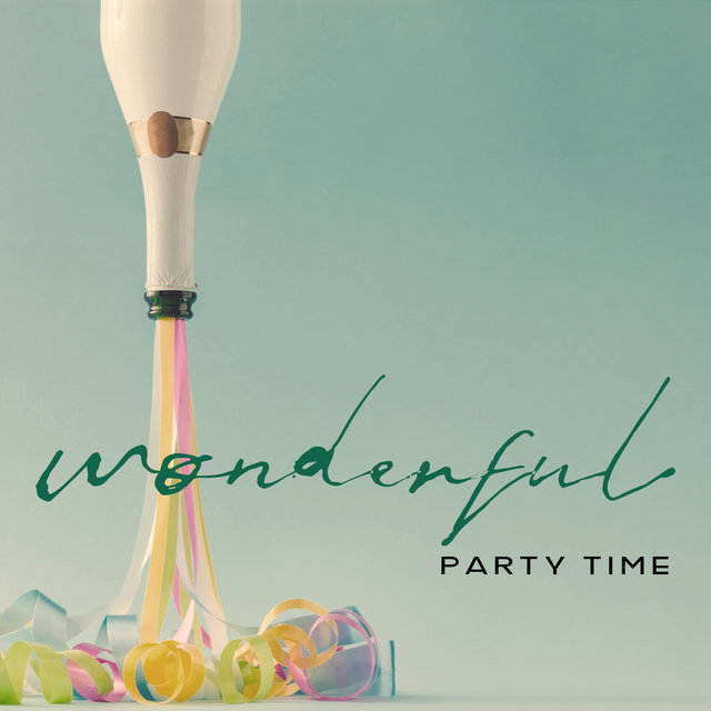 Wonderful Party Time - Chilled Atmosphere, Magic Time in Ibiza, Night Music, Best Chill Out EDM Electronic Vibes for Club Dance Party, Positive Mood