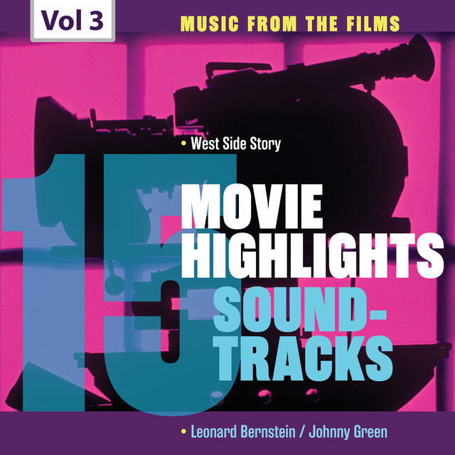 Movie Highlights Soundtracks, Vol. 3