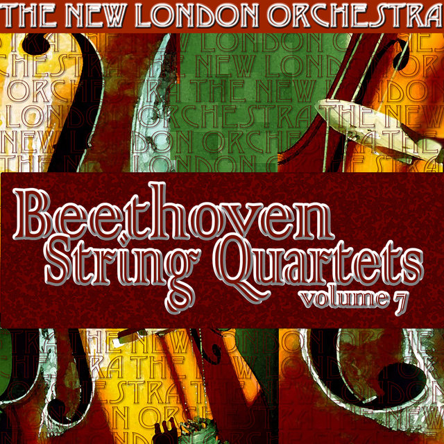 Beethoven String Quartets Volume Seven