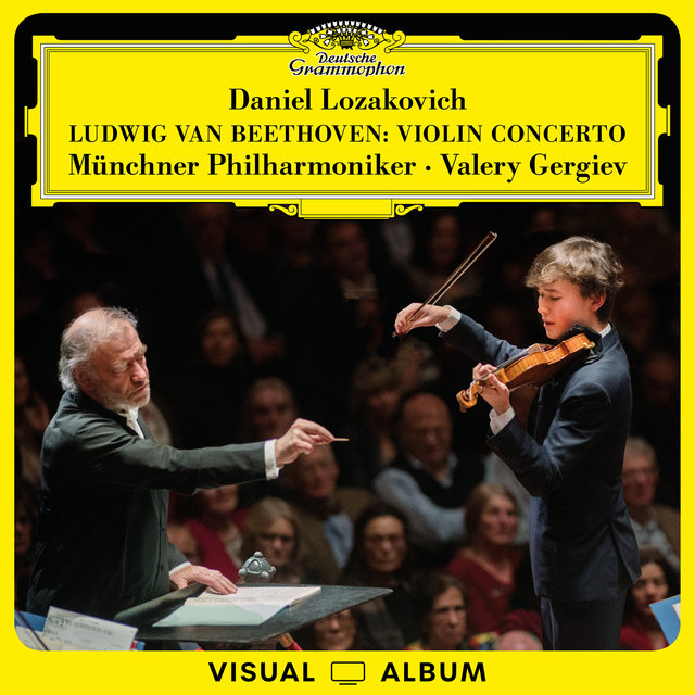 Beethoven: Violin Concerto in D Major, Op. 61 (Live / Visual Album)