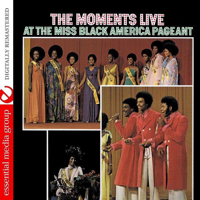 Live At The Miss Black America Pageant (Remastered)