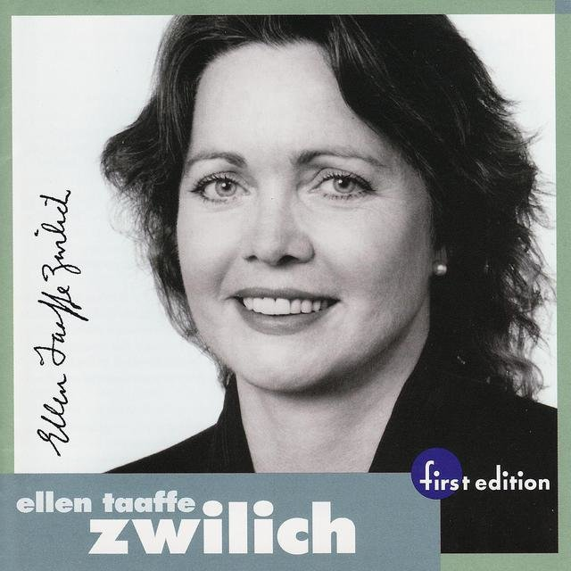 Ellen Taaffe Zwilich: Chamber Symphony, Concerto for Violin and Orchestra