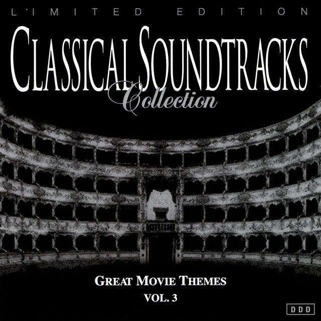Classical Soundtracks Collection - Great Movie Themes, Vol. 3