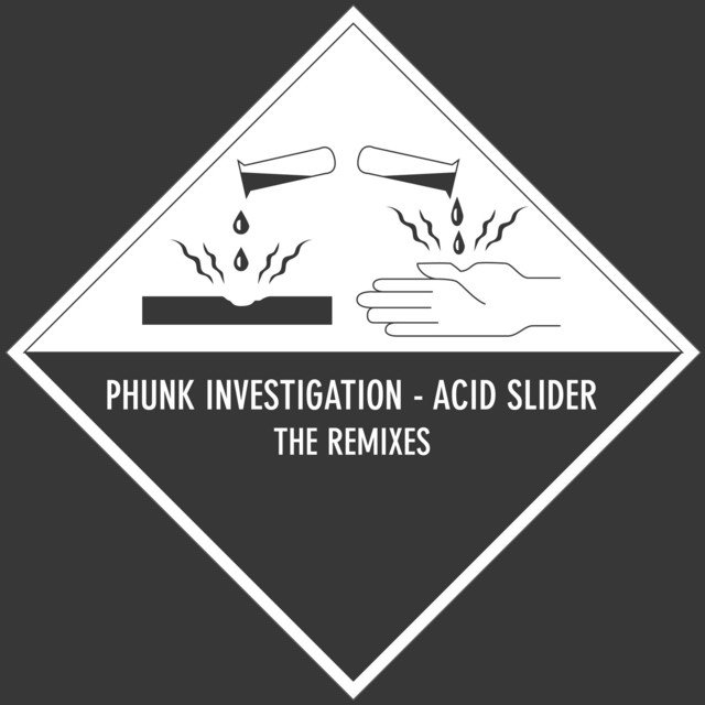 Acid Slider - The Remixes