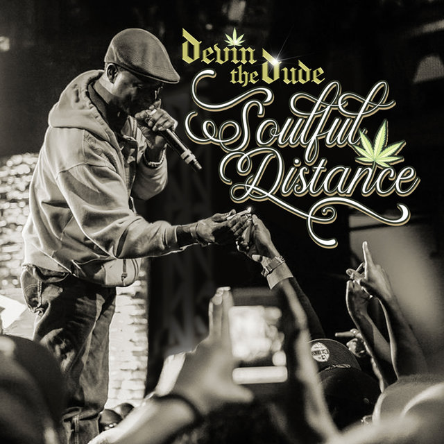 Cover art for album Soulful Distance by Devin The Dude