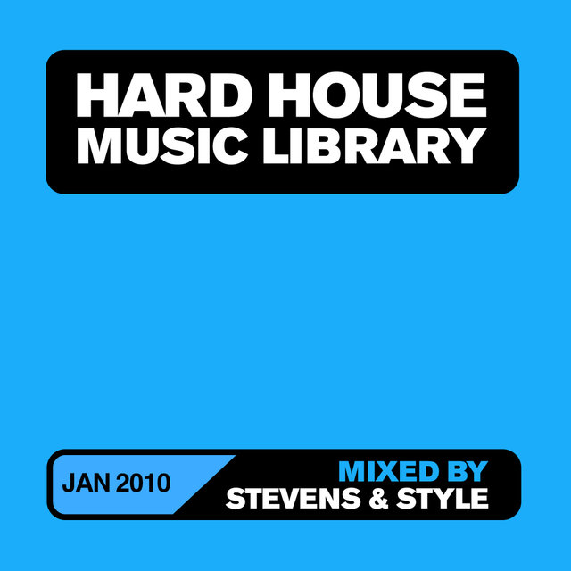 Hard House Music Library Mix: January 10