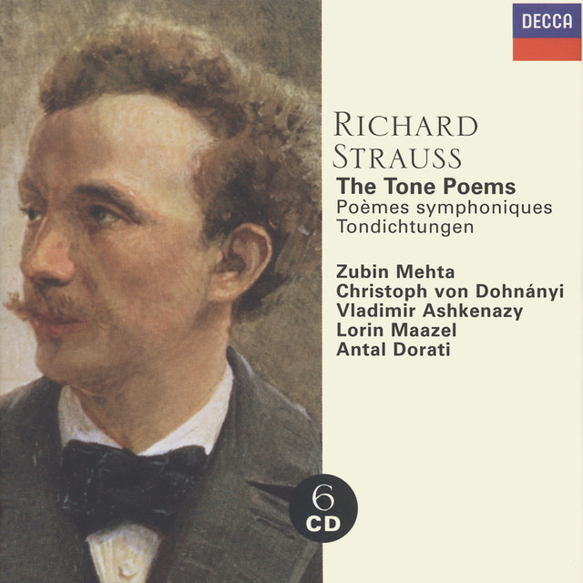 Strauss, Richard: The Tone Poems