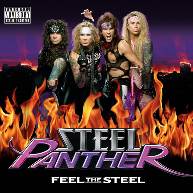 Feel The Steel (iTunes Exclusive (Explicit))