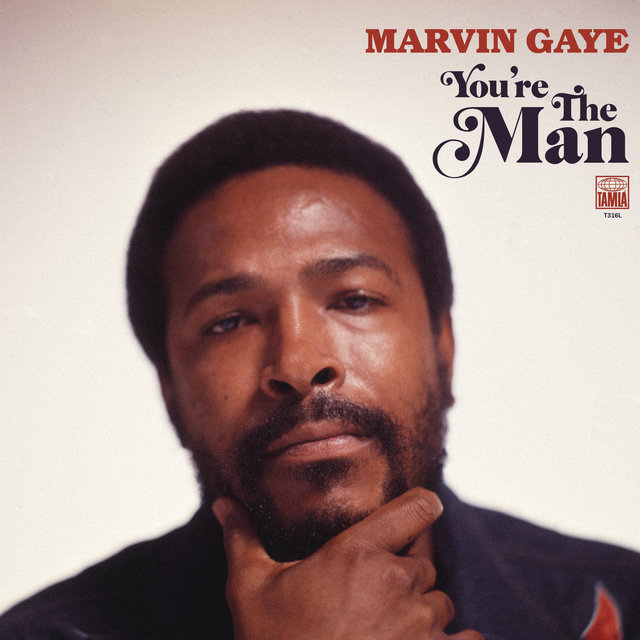 Cover art for album  by Marvin Gaye