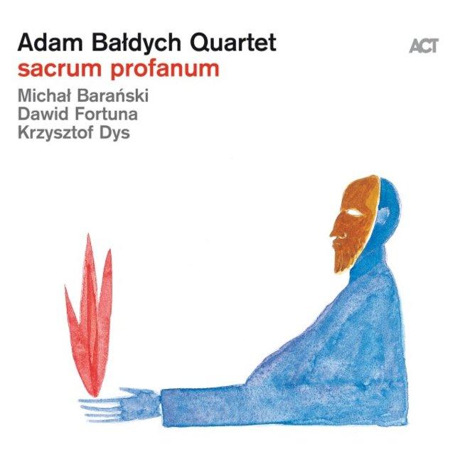Cover art for album Sacrum Profanum by Adam Baldych