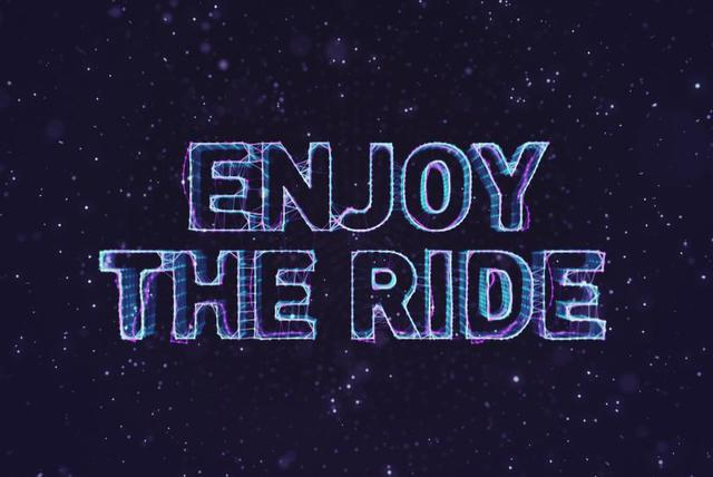 Enjoy the Ride (Lyric Video)