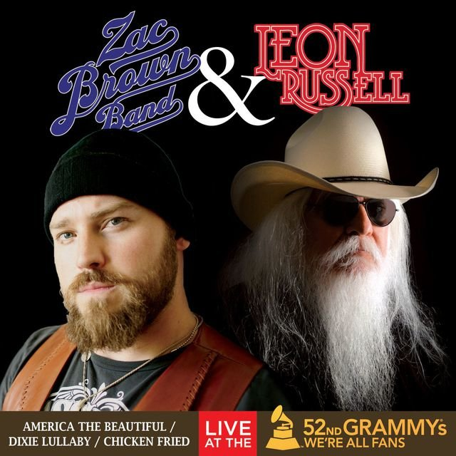 America the Beautiful / Dixie Lullaby / Chicken Fried [Live At the 52nd Grammy®  Awards]