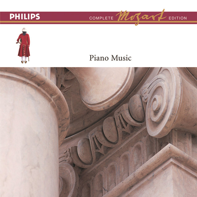 Mozart: Shorter Solo Piano Works (Complete Mozart Edition)