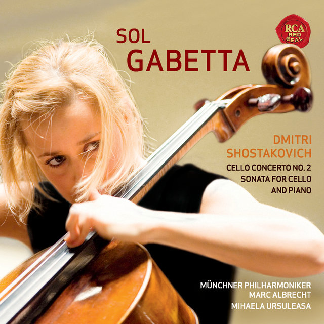 Shostakovich: Cello Concerto No. 2/Sonata for Cello and Piano