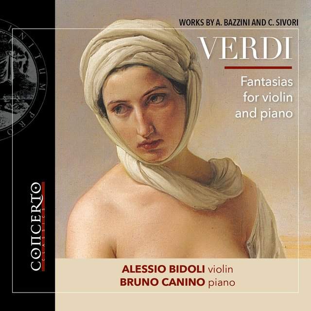 Verdi Fantasias for Violin and Piano
