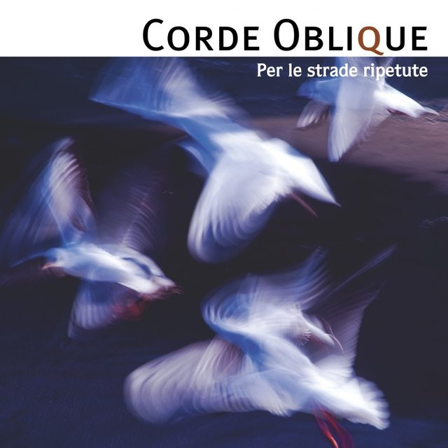 Cover art for album Per le strade ripetute by Corde Oblique