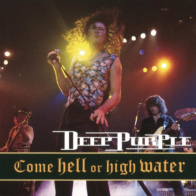 Come Hell or High Water (Live)