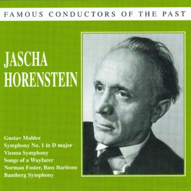 Famous conductors of the past - Jascha Horenstein)