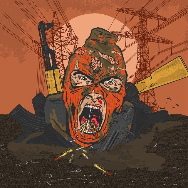 Cover art for album Bite the Bullet by Daniel Son, Asun Eastwood, Futurewave