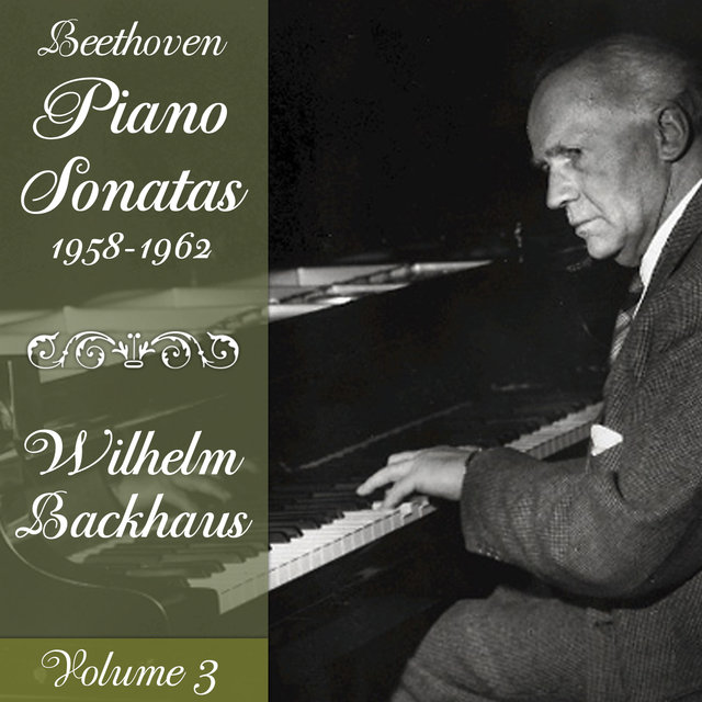 Beethoven: Piano Sonatas (1958-1962), Volume 3