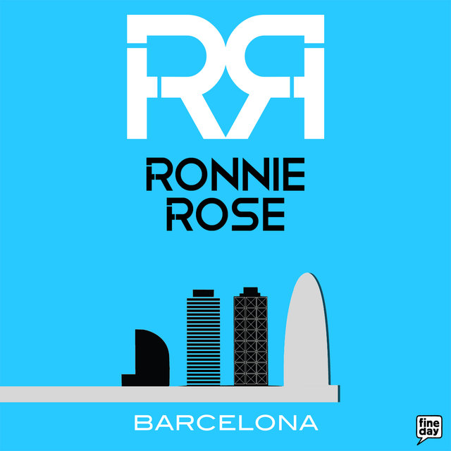 Cover art for album Barcelona by Ronnie Rose