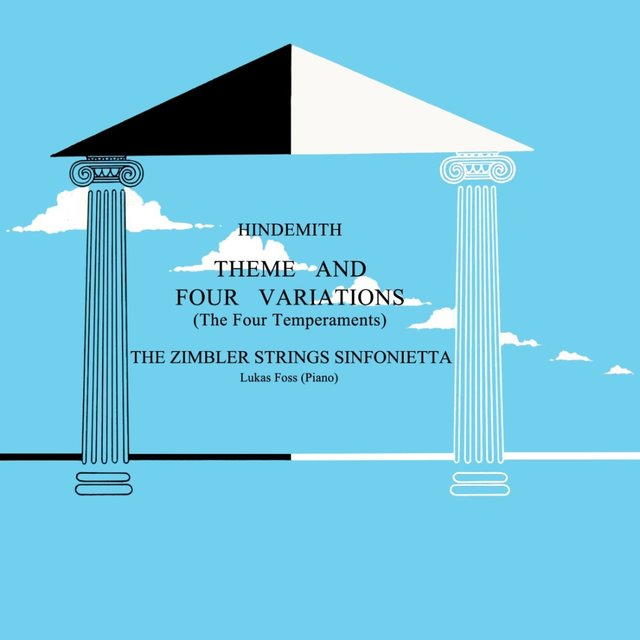 Hindemith Theme and Four Variations