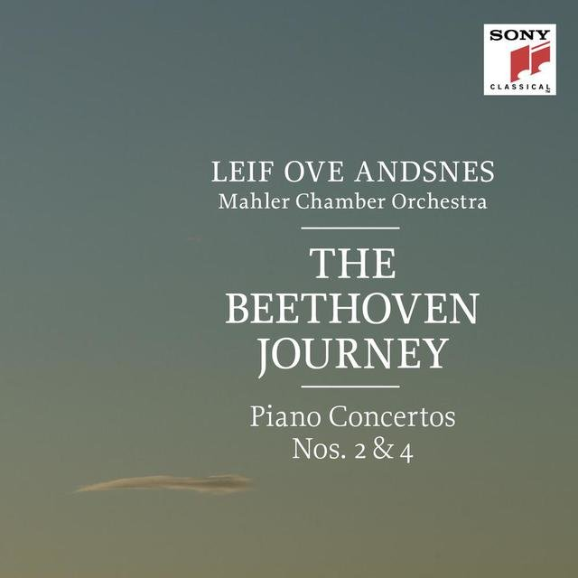 The Beethoven Journey: Piano Concertos Nos. 2 & 4
