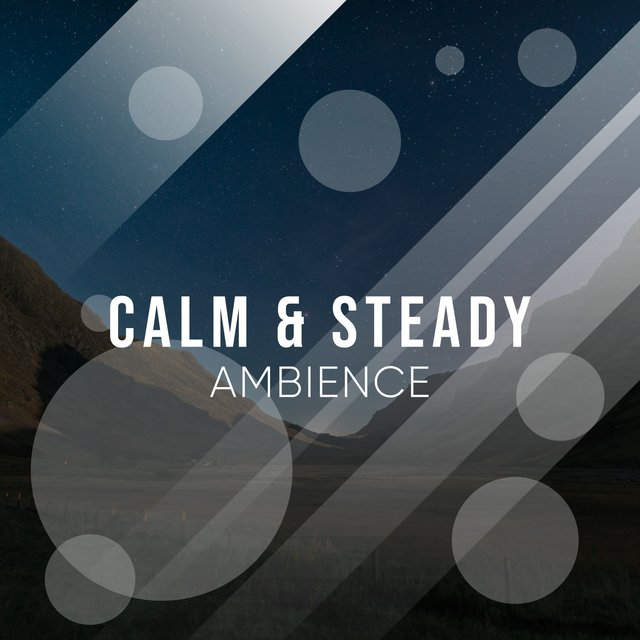 # 1 Album: Calm & Steady Ambience