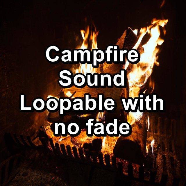 Campfire Sound Loopable with no fade