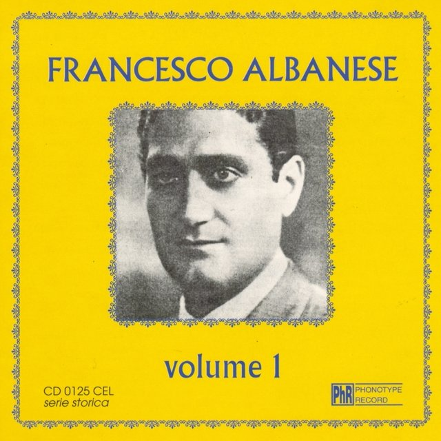 Francesco Albanese, vol. 1