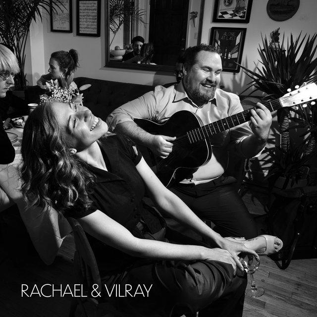 Cover art for album Rachael & Vilray by Rachael & Vilray