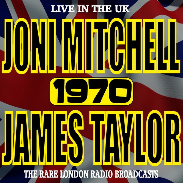 Live In The UK 1970  - The Rare London Radio Broadcast
