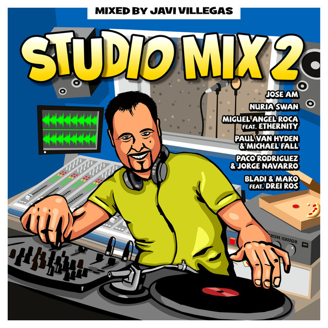Studio Mix Vol. 2