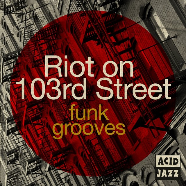 Acid Jazz Presents Riot on 103rd Street: Funk