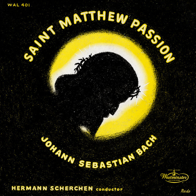 St. Matthew Passion, BWV 244