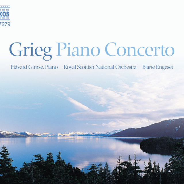 Grieg: Orchestral Music, Vol. 1: Piano Concerto - Symphonic Dances - In Autumn