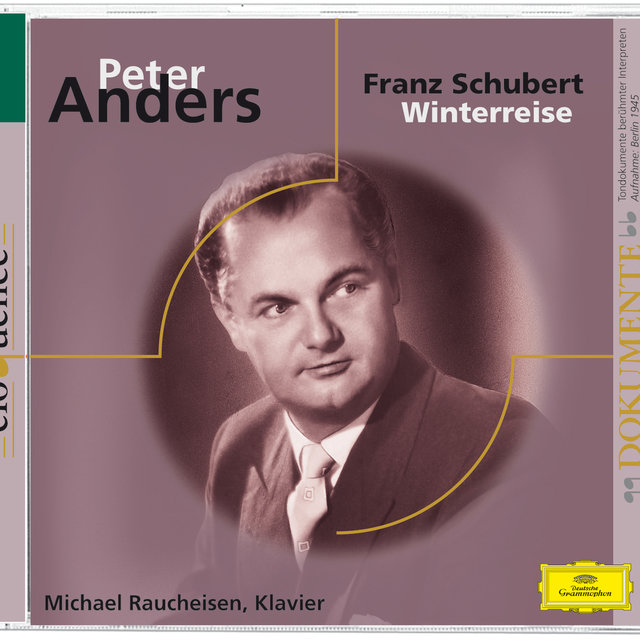 Peter Anders: Die Winterreise