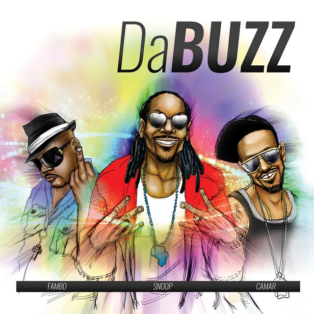 Da Buzz (feat. Snoop Dogg & Camar) - Single