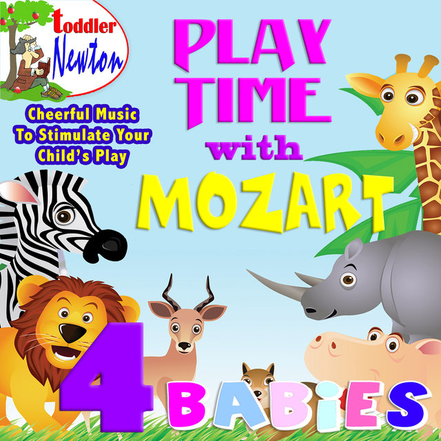 Playtime With Mozart - 4 Babies