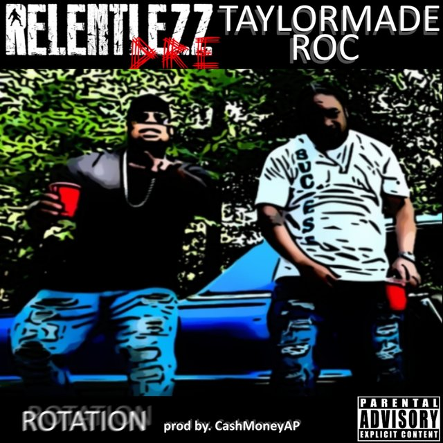 Rotation (feat. TaylorMade Roc)