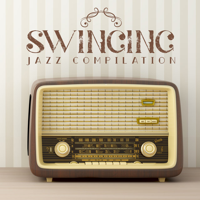 Swinging Jazz Compilation - Instrumental Melodies Perfect for Dancing, Retro Vibes, Piano, Saxophone