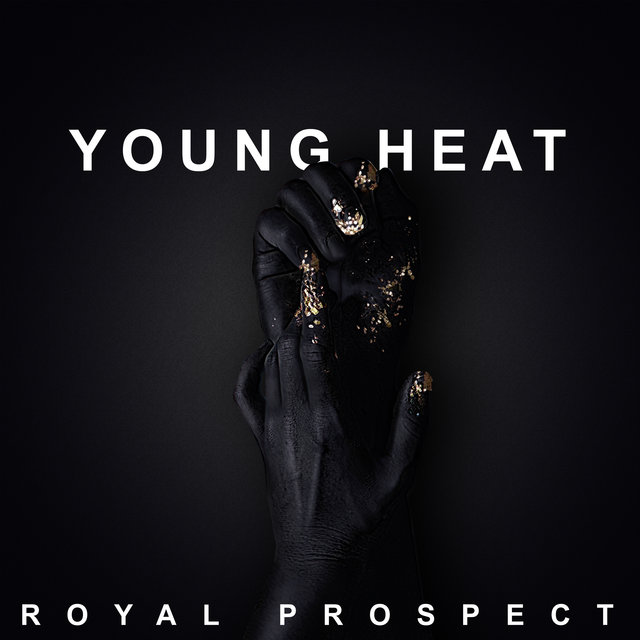 Cover art for album Young Heat by Royal Prospect