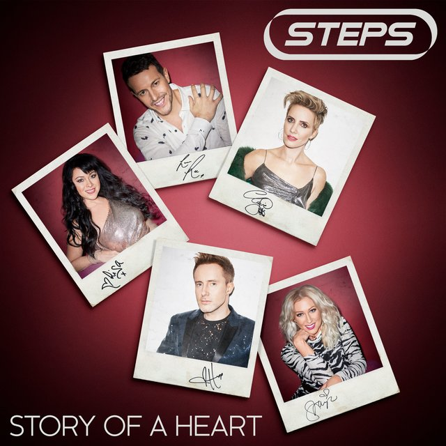 Story Of a Heart [Remixes]